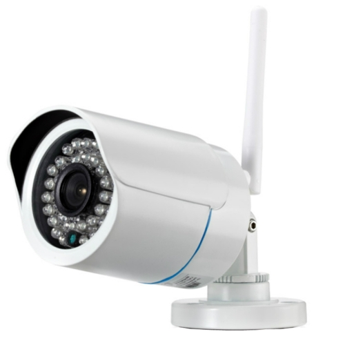 IPCC-B11NW-SD 720P 360 degreesWaterproof Wireless 1.0MP CMOS video camera free video camera, Support Night Vision / Motion D