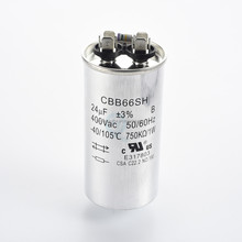 OEM Service for ac motor start CBB65 35uf 450V capacitor