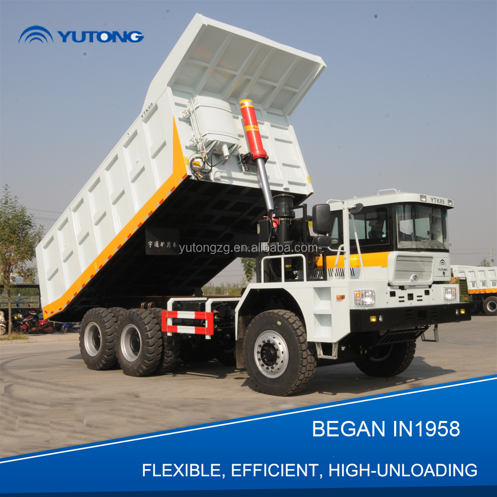 YUTONG 60 Ton New Dump Truck For Sale In Dubai