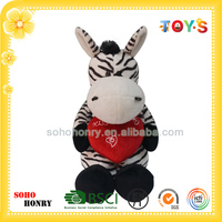 Madagascar Mort Plush Toy Stuffed Toy Animal Toy s Plush Horse