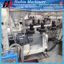 PVC wave roof tile sheet extrusion machinery/extrusion line