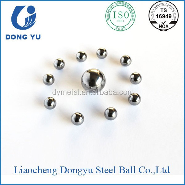 <strong>G1000</strong> 60mm <strong>stainless</strong> <strong>steel</strong> <strong>ball</strong> for bearing 300 series supplier from Dong Yu