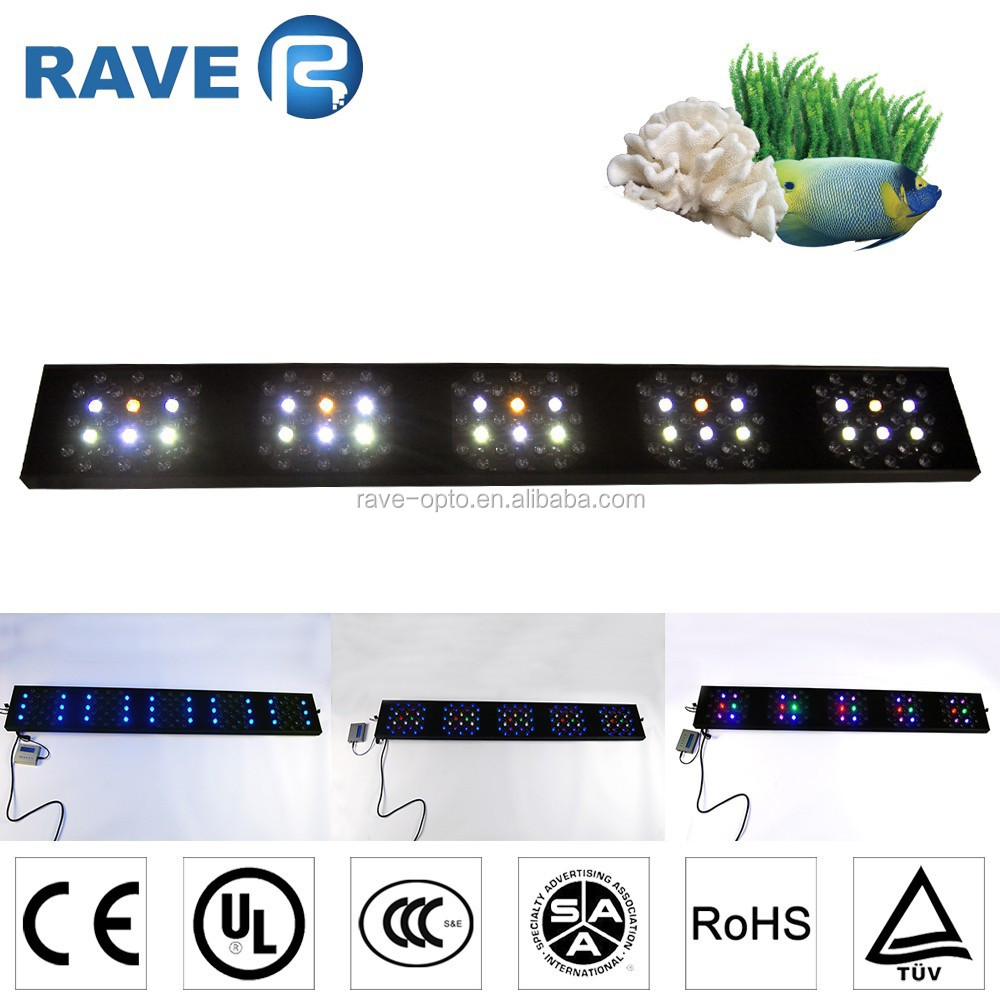 Malibu S400 1.5m LED aquarium light for reef coral fish seaweed