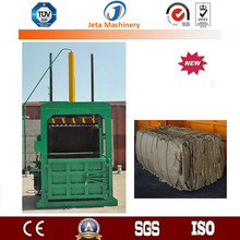 [JT-DB200]China hot sell vertical hydraulic waste paper baler