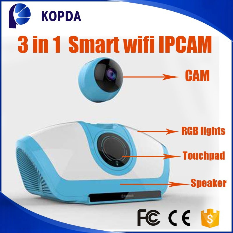 Intelligent p2p wifi ip cam 720P Motion Detection Wireless CCTV Baby care Monitor Security Camera