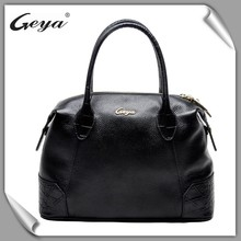 Elegance mk stock women leather bag with factory price