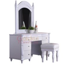 antique dresser and mirror bedroom furniture dresser 1#