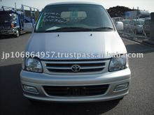 Second hand cars TOYOTA NOAH 2001