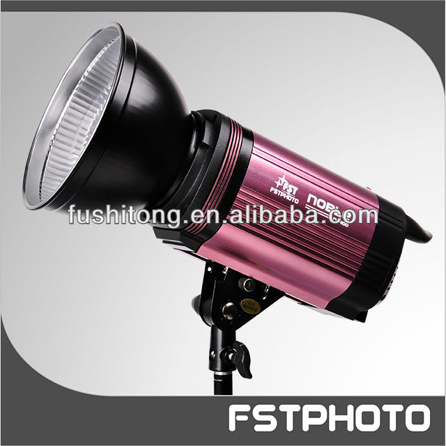 N-A series LED display high power studio flash light,photography flash equipment