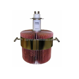15KW High Frequency Power Amplifier Triode TOSHIBA 8T85RB, Vacuum Electron Tube
