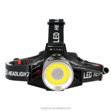 NEW COB LED Rechargeable Headlamp