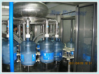 New haiguang made high speed high quality 5 gallons bottle filling machine