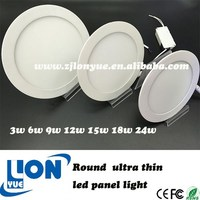 LED PANEL LIGHT WITH HIGH QUANLITY LED CEILING LIGHT 3W 6W 9W 12W 15W 18W 24W LED ROUND CEILING LIGHT