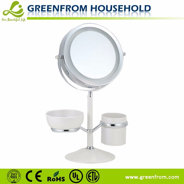 7 inch Double side make up fashionable mirrors
