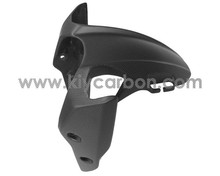 Carbon fiber motorcycle parts front fender for Ducati New Hypermotard 821