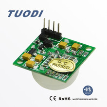 TDL-708 10M motion sensor detector module for lamp light pir sensor module for long distance