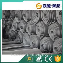 China supplier armaflex high density foam rubber tubing aircon insulation