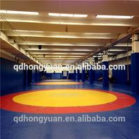 Factory direct sales wrestling Martial Art Style wrestling mats/cover