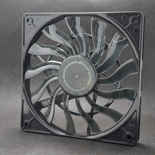 high air flow brushless dc motor industrial fan 120x120x10mm