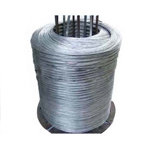 high carbon soft galvanized iron wire for mesh