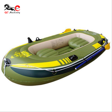 (CE) 3.6m for 6 person pvc inflatable jet boat of water jet boat engine