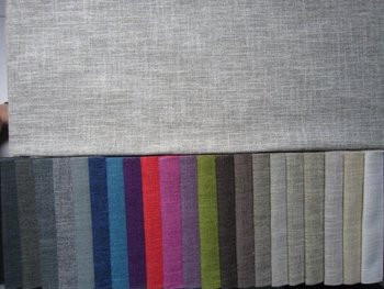 100%POLYESTER LINEN LOOKING SAFA FABRIC