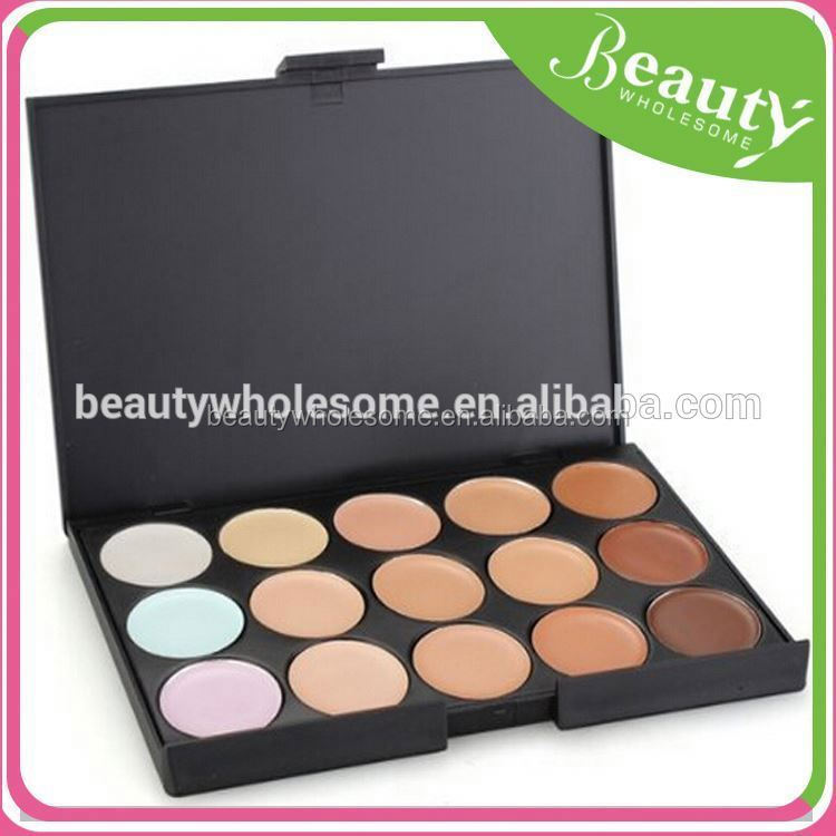 private label concealer ,ADE175, 15 colors makeup concealers palette