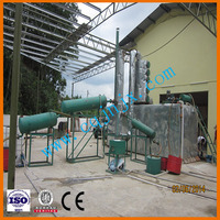 waste engine oil recycling oil regeneration plant,Black Motor Oil Recovery System For Reusing