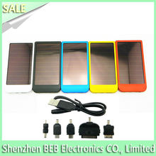 2600mah solar power universal mobile phone charger has cheap price