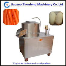 Hot sale Full Automatic potato /kiwi fruit /Carrot/ Taro washer and peeler machine