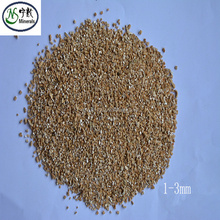 1-3mm 3-6mm expanded vermiculite for packing material