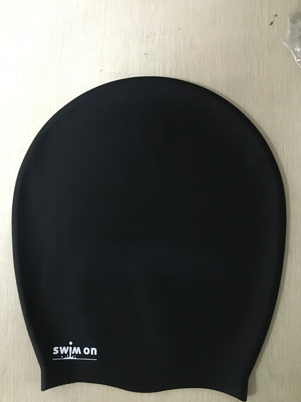 Silicone Swim Cap for long hair