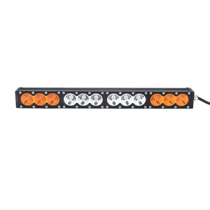 120w CR EE Super Slim 4x4 Offroad led Light Bar with amber/white light