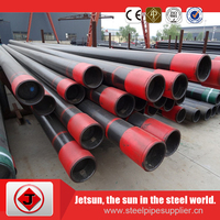 Black steel tube API 5L carbon seamless steel pipe made in china