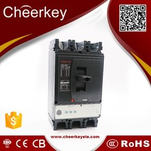 over voltage protection circuit breaker EZC 250F 250A 3P mccb tp 3p overload sun breaker