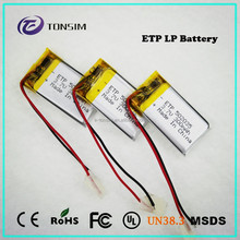high discharge rate 15C battery 3.7v 180mah lipo battery from china