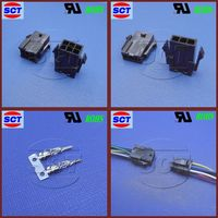 All kinds of d-sub db connector
