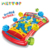 Wertop Eco-friend Popular Educational Classic Toys Jumping Monkey Kids Toys For Children