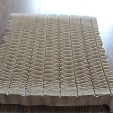 Expandable paper honeycomb door core with low price
