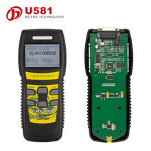 New arrival U581 LIVE DATA OBD2 Can-Bus Code Reader professional OBD ii OBD II diagnostic scan tool