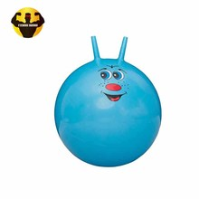 RAMBO 2017 China Inflatable Hopper Bouncy Ball Jumping With Two Handle