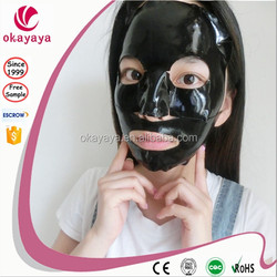 New Product Natural Ingredients 24k Gold Collagen Disposable Facial Mask Collagen Tablet Mask