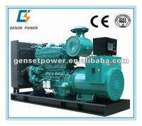 China Alibaba Remote start Diesel Generator with Cummins Engine