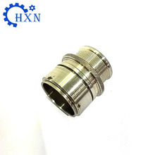 High-Precision Swiss Type CNC Lathe Turning Stainless Steel CNC Machining Small Part