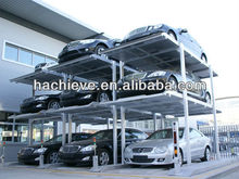 Three Layers simple lifting automatic car parking system