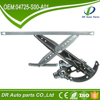 DR02 Body Kit For Honda Civic Window Regulator 1996-00 Front Left OEM 04725-S00-A01,04725S00A01