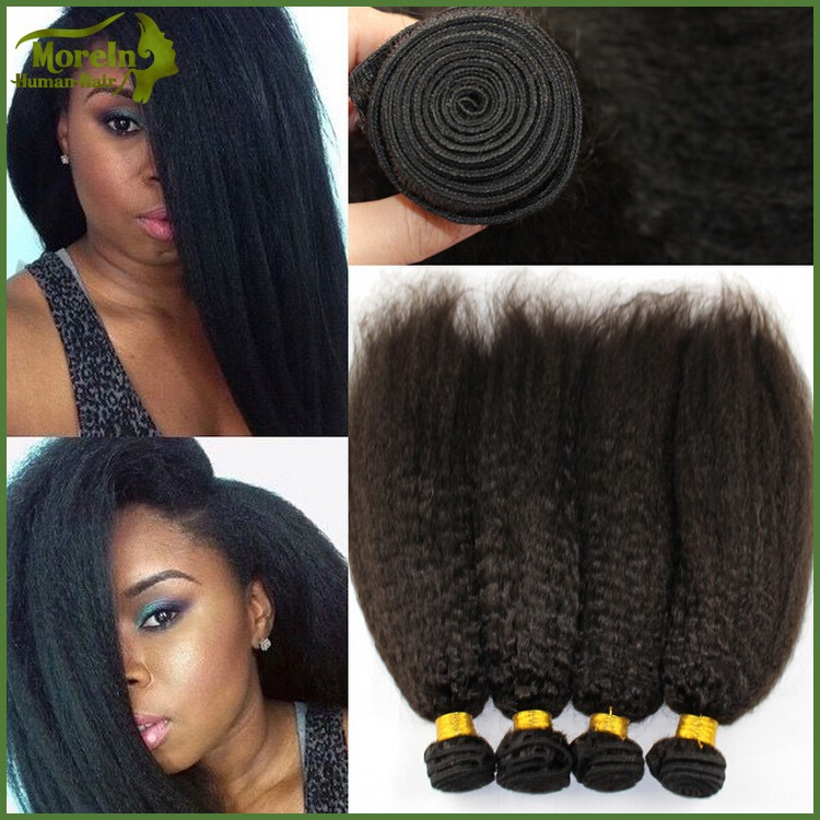 Peruvian High quality 100% virgin raw yaki straight expression hair extension