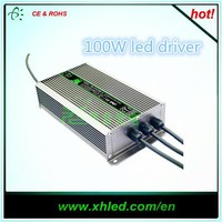 Good quality led driver 12V ODM / OEM be supported 100W led driver IP67 with constant voltage led driver