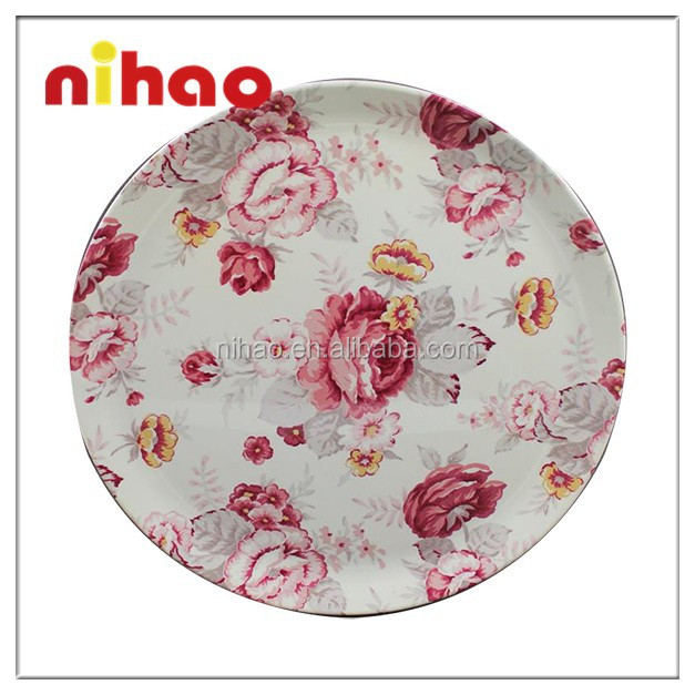 Special Melamine Food Plate