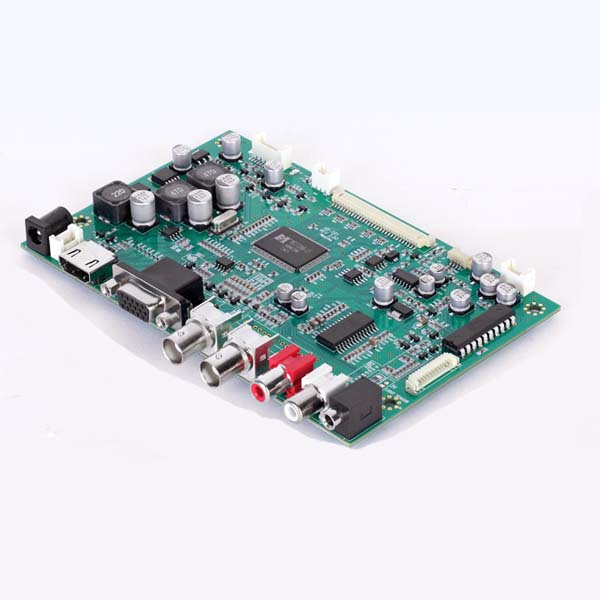 AD Board (VB-501) / 1680 x 1050 / VGA / HDMI / CVBS IN,OUT PUT 4PORT / Audio / S-Video / DC12V